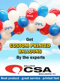 CSA Custom Balloon Printing