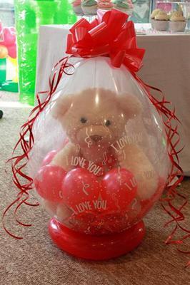 Stuffed Balloon - Example #3
