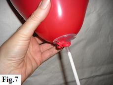 Balloon Cup Holder - Fig. 7