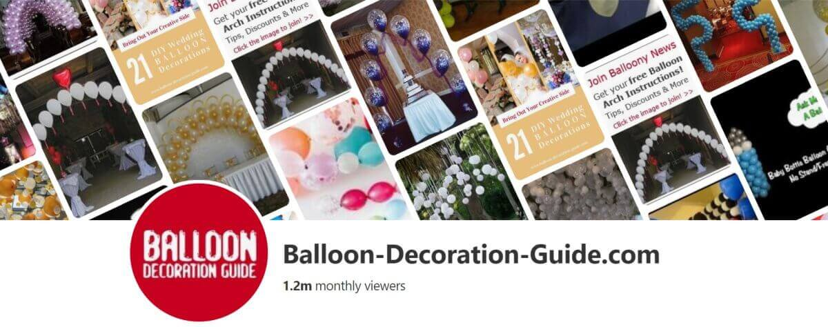 Balloon Decoration Guide on Pinterest