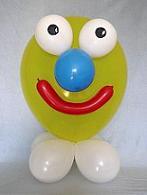 Funny Balloon Face
