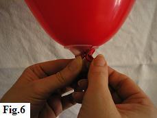 Marabou Balloon Heart - Fig. 6