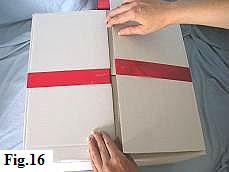 How to Make a Balloon in a Box, Finishing Touches