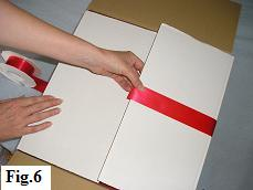 How to Make a Balloon in a Box, Step 6
