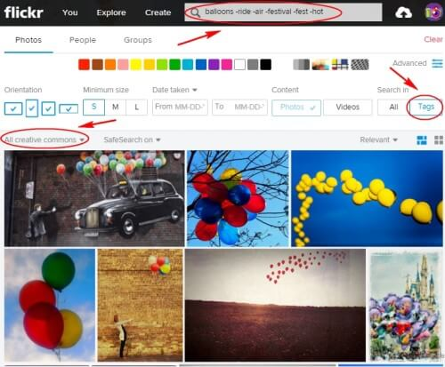 Balloon Pictures Search at Flickr