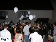 Balloon Release - Almost Ready to Let Go
