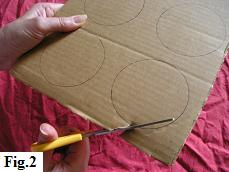 How to Make a Cake Board, Part 2