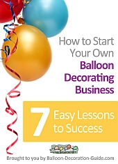 DIY Balloon Decorations, Wedding Balloon Decorations, Balloon