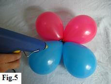 Funny Balloon Face - Fig. 5