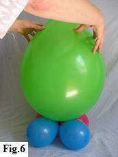 Funny Balloon Face - Fig. 6