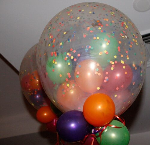 Stuffed Balloons Make Delightful Gifts