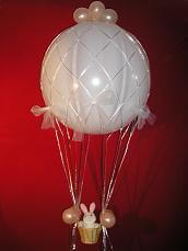 Unique Hot Air Balloon Model