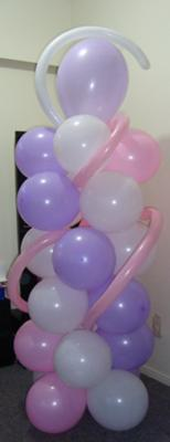 Howick party org nz ltd for Balloon decoration guide