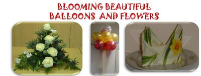 Blooming Beautiful Balloons and Flowers