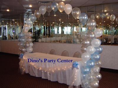 Wedding Arch Decorations on Philadelphia  Pennsylvania   Dino S Party Center