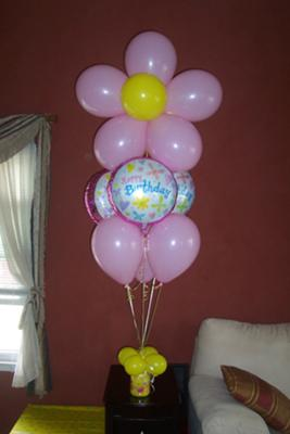 Pricing balloon centerpieces for Balloon decoration course