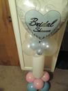 Bridal Shower Balloon Decor