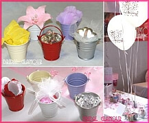 Wedding Reception Table Decorations With Balloons