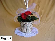 Valentine Balloon Bouquet, Step 13