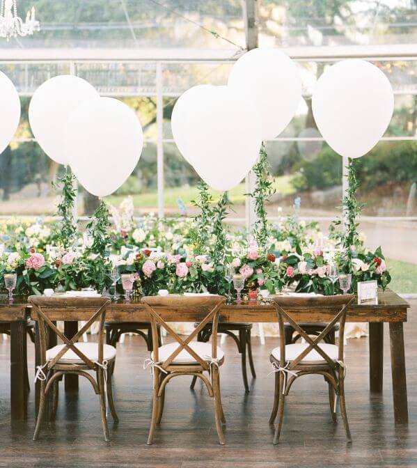 21 Spectacular DIY Wedding Balloon Decorations | Why ...