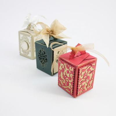 Beautiful Examples of DIY Balloon Weight Boxes, found at www.art-of-craft.co.uk