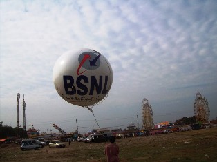 Bsnl balloons