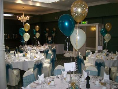 Paragon Hotel, Birmingham - Balloon Bouquets