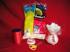Balloon Arch Materials