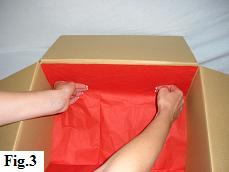 How to Make a Balloon in a Box, Step 3