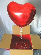 Balloon in a Box