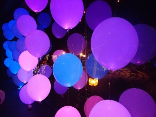 Balloon Lights are a Hot Tip for Cool Parties
