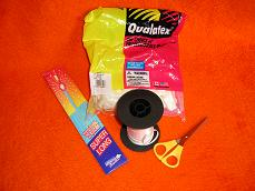 Balloon Release Materials