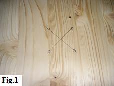 Wood for balloon column base