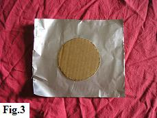 How to Make a Cake Board, Part 3