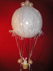 Unique Hot Air Balloon Model
