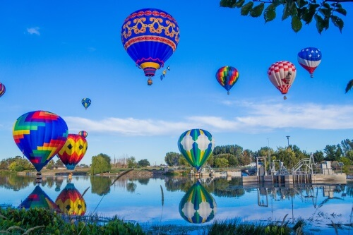Hot Air Balloon Picture, Found at morgueFile