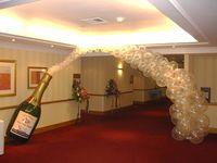 Champagne Arch