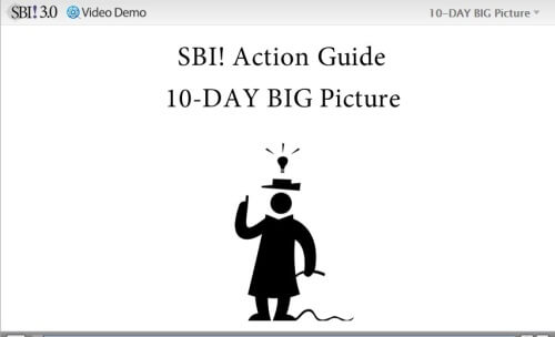 SBI!'s 10 Day Action Guide