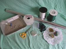 Balloon table base materials